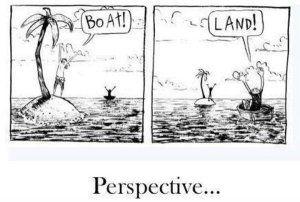 Promijenite Perspektivu I Sagledajte Svijet Drugim Ocima Morning Jokes Wanted Comic It S All About Perspective