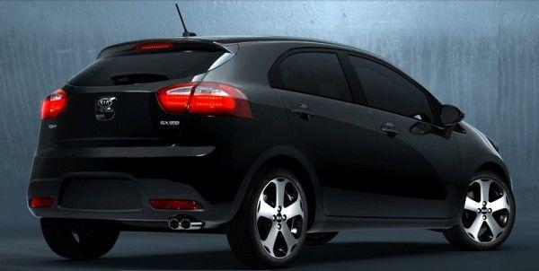 2013 Kia Rio 5 Door Review Better In Bulk Kia Rio Hyundai