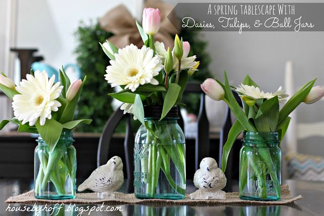 A Spring Table Scape - House by Hoff