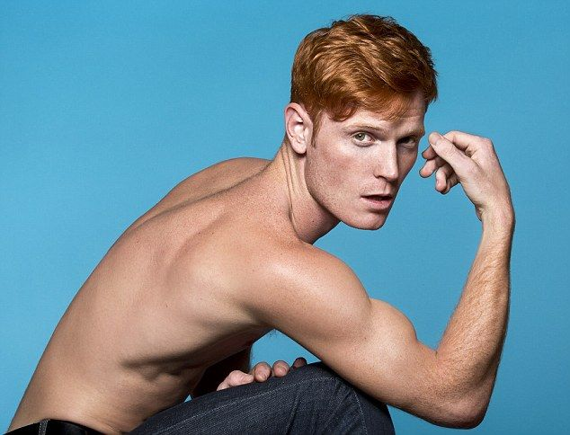 Can redhead guys be hot