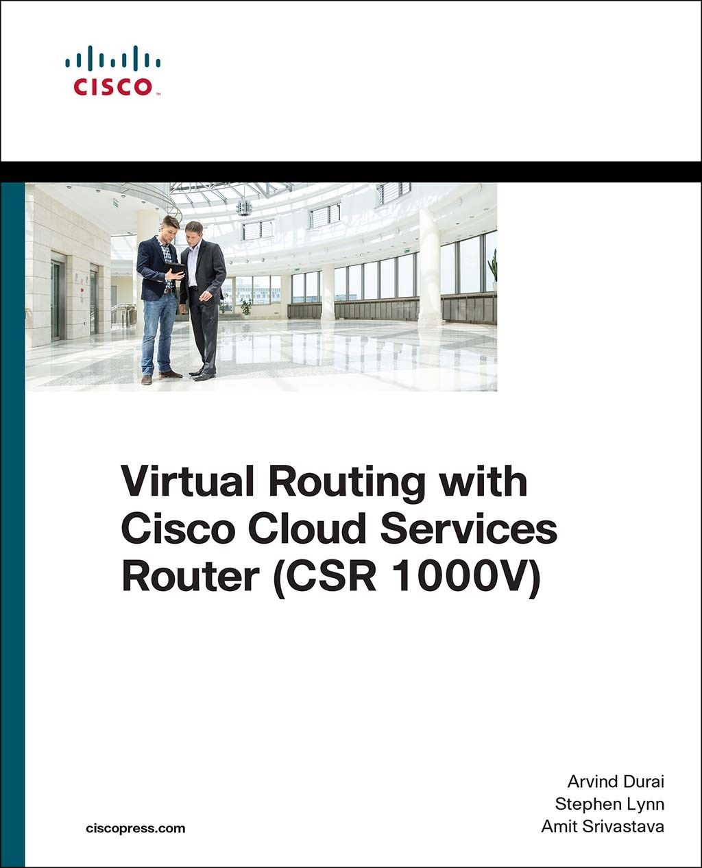 Libro Cisco Get This One On Your Radar Virtual Routing In The Cloud