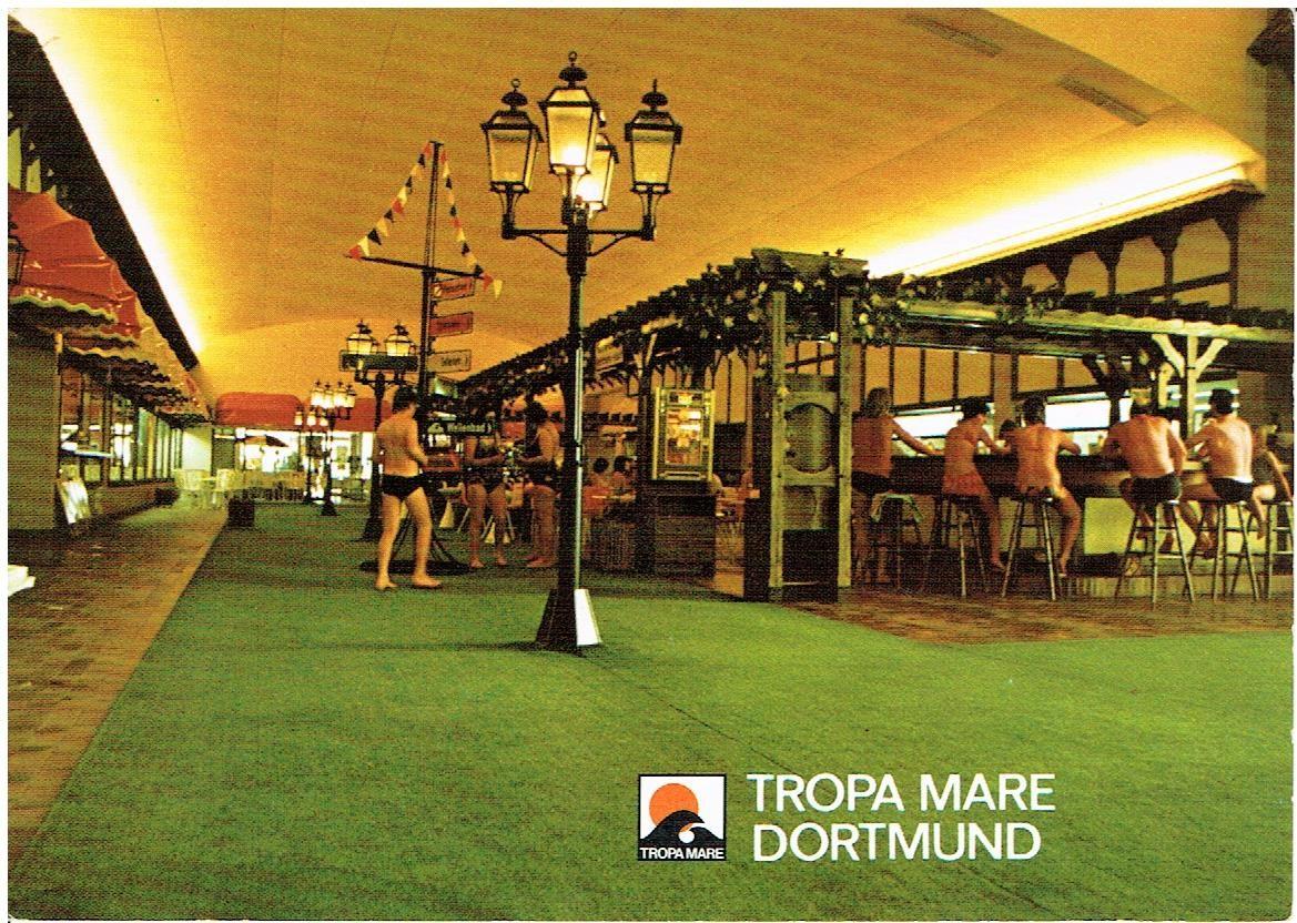 Tropa Mare Wellenbad Dortmund im Bereich des Geschäfts und