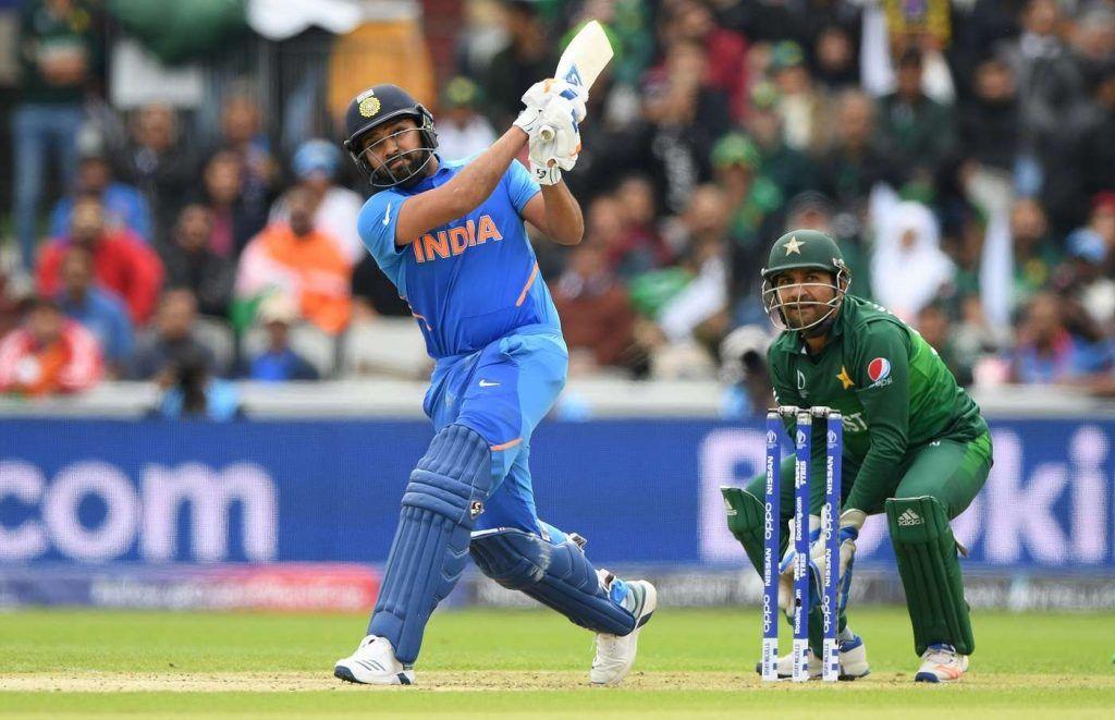 Rohit Sharma Batting vs Pakistan CWC 2019 Live cricket