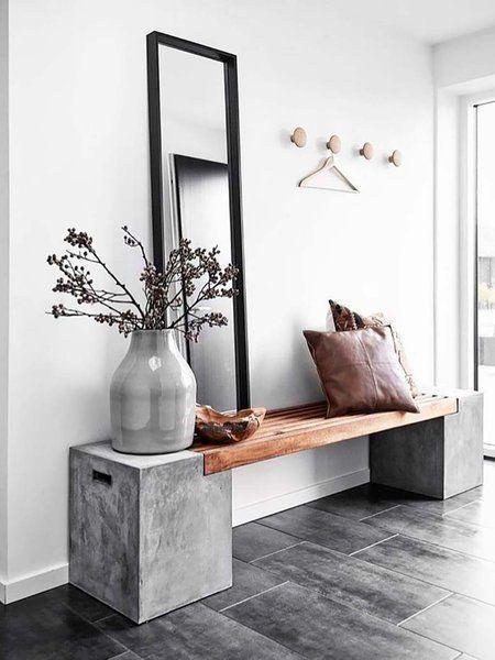 Photo of Entrance area decor #Style #Home – bingefashion.com/dekor