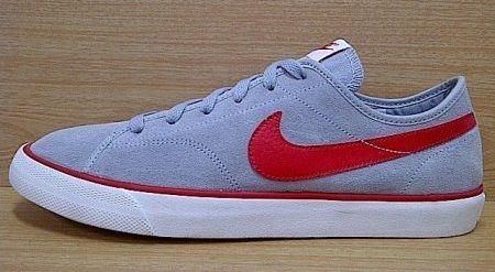 Kode Sepatu Nike Primo Court Lo Grey Red Ukuran Sepatu 42 5