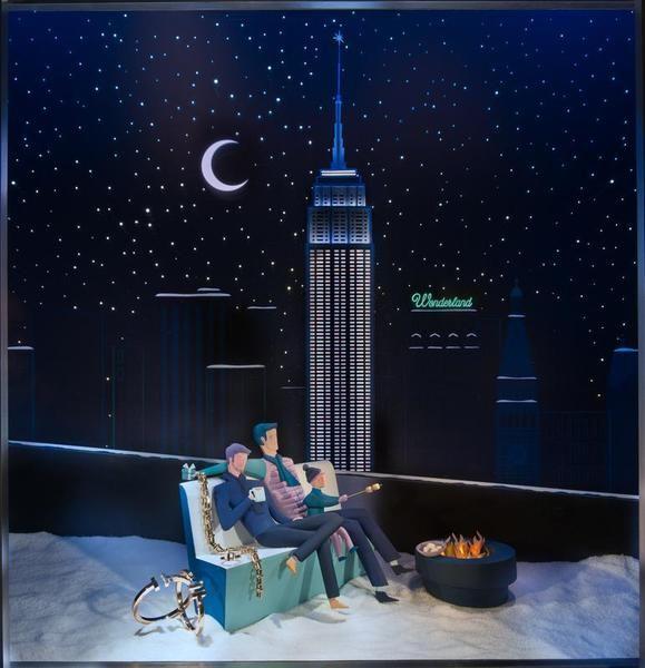 Tiffany & Co. | Holiday Window Displays 2014