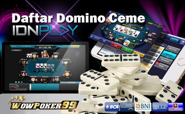 Tips Dana Pola Bermain Domino Qiu Online Indonesia (Dengan