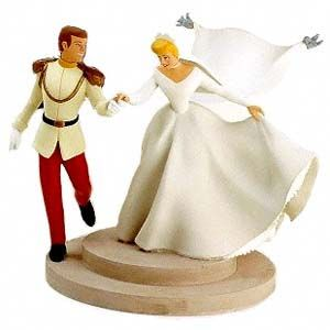Wedding In Washington DC: Cinderella Wedding Cake Toppers   The Wedding  Specialists Nice Design