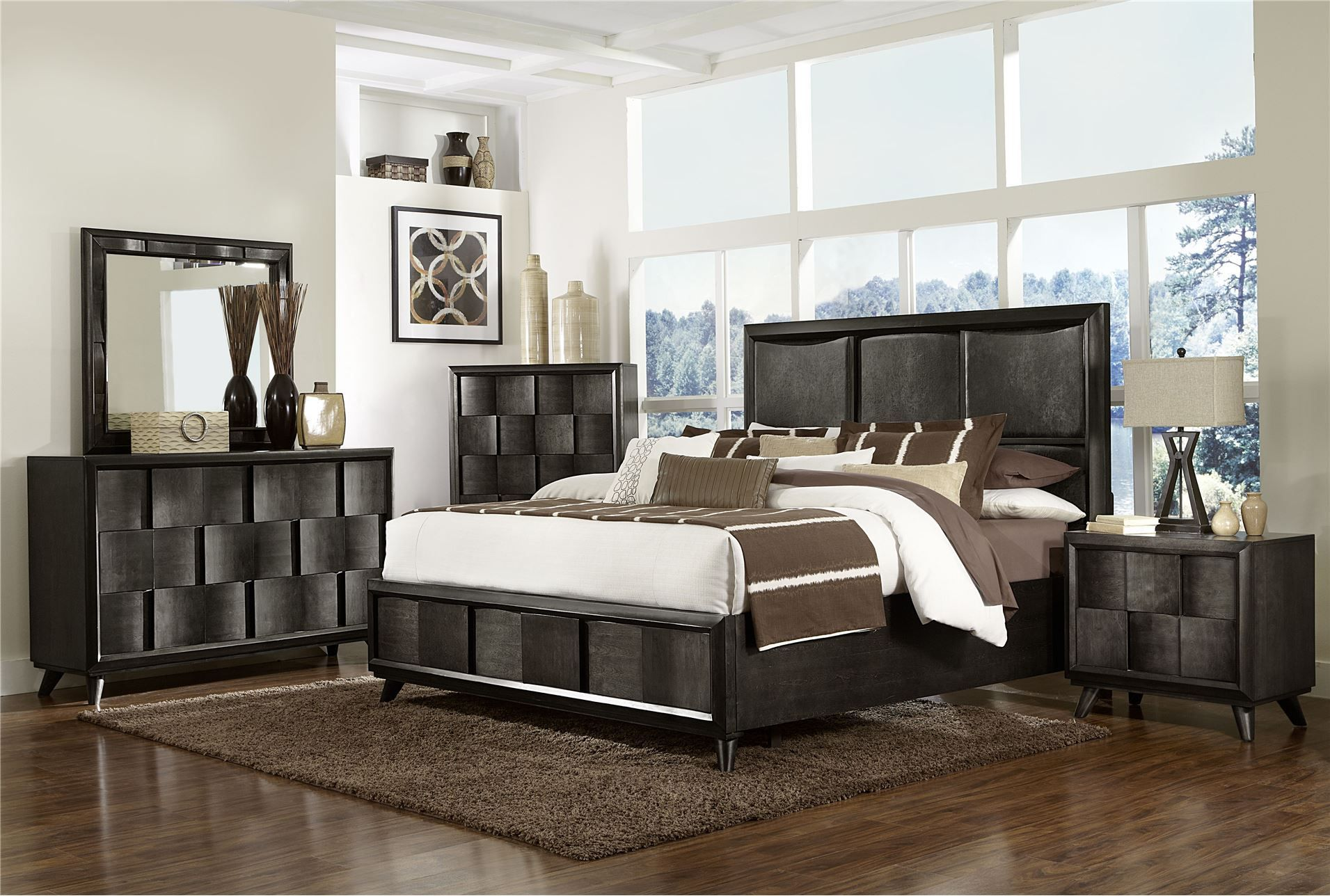 Harlowe queen platform bed ideas for the house pinterest