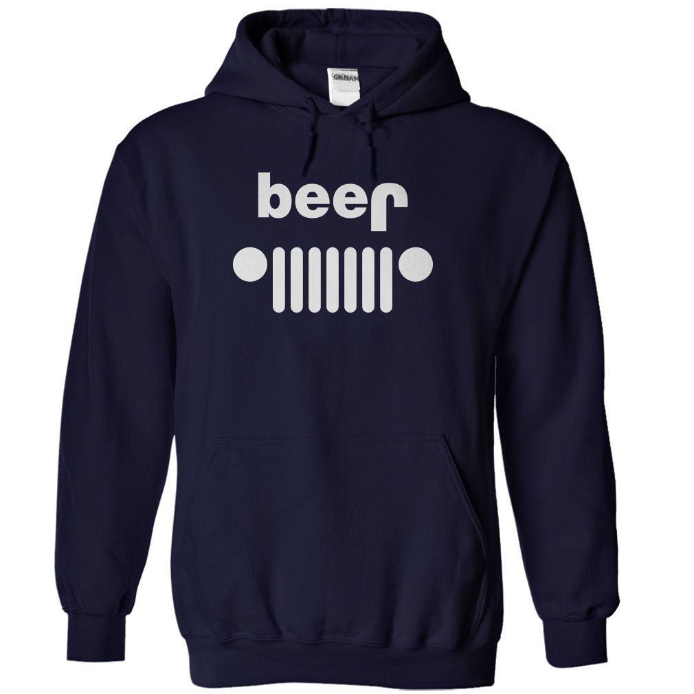Funny T Shirt Jeep Parody. beer: Just about as useful on an outdoor trek as a Jeep.