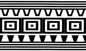 Resultado de imagen de diseños aborígenes argentinos