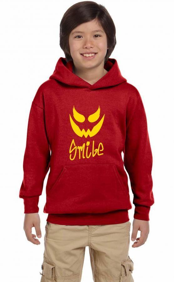 evil smile Youth Hoodie