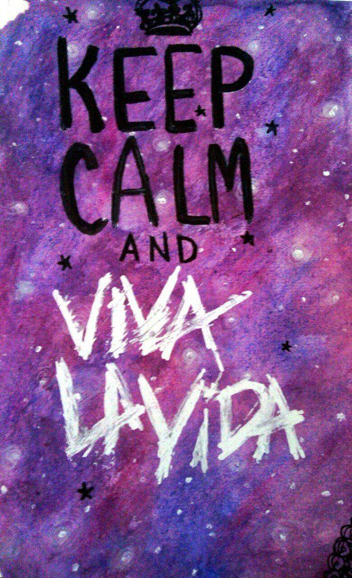 Viva La Vida Coldplay Song Lyrics Coldplay Keep Calm