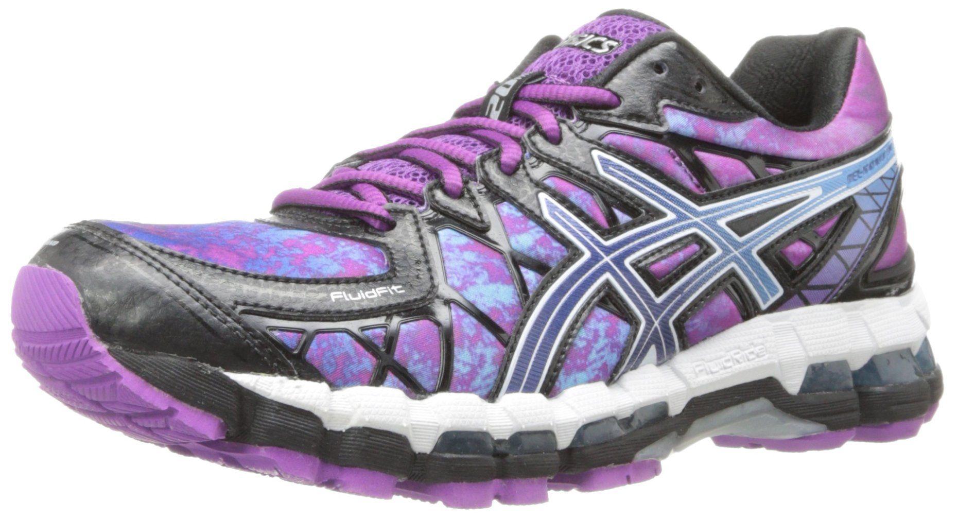 Amazon Com Asics Women S Gel Kayano 20 Running Shoe Shoes