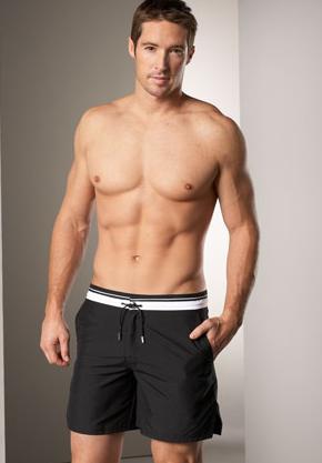 D Dolce & Gabbana Mid-Length Swim Trunks | For My Man | Pinterest ...
