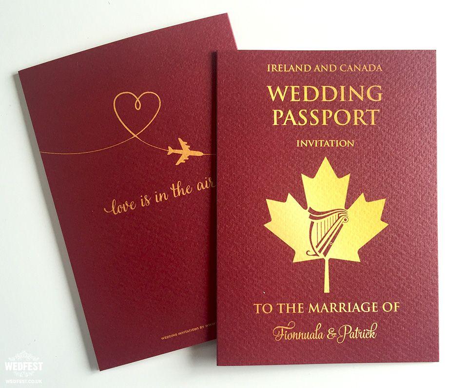Diy Wedding Invitations Canada: Pin By WEDFEST On Festival Wedding Stationery In 2019