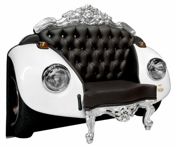 Ultramodernes Design Vom Barock Sessel   Wie Ein Auto Aussehen