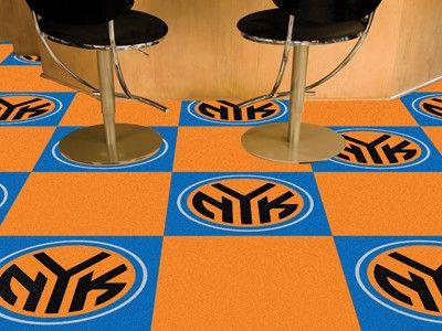 Team Carpet Tiles - New York Knicks