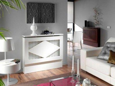 Ideas para cubreradiadores decoraci n radiadores decoracion de muebles y cubre radiadores - Ideas para cubrir radiadores ...