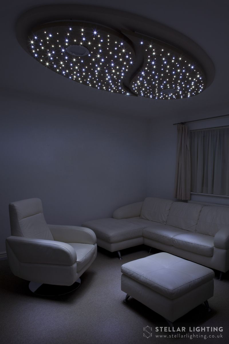 cool ceiling lighting. Unusual Ceiling Lighting. Yin And Yang Custom Made Starry Sky Led Lighting X Cool