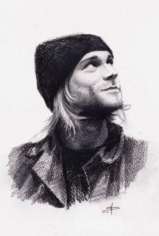 Kurt Cobain Tumblr Wallpaper
