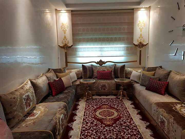 Tons Do Sofa Moroccan Living Room Luxury House Interior Design Moroccan Decor Living Room