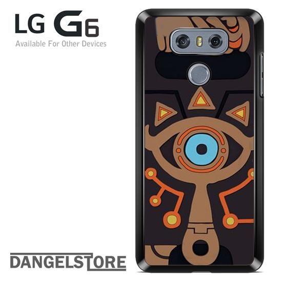 new arrival 61472 e37b6 Legend of Zelda Sheikah Slate for LG G6 dangelstore | nerd stuff ...