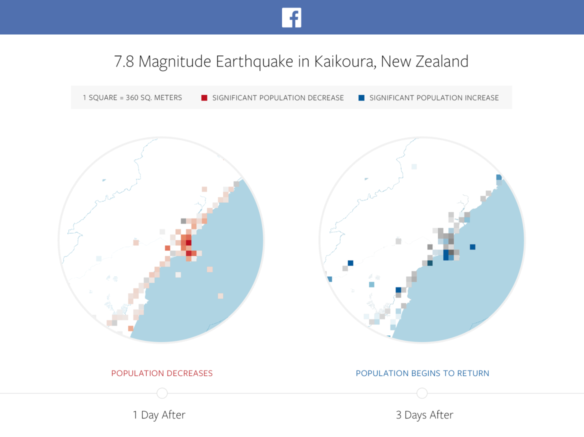The Future Of Crisis Mapping Is Finally Here Disaster Response Natural Disasters Facebook Help