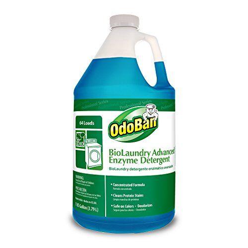 Odoban 968262 G Biolaundry Advanced Enzyme Detergent 1 Gallon