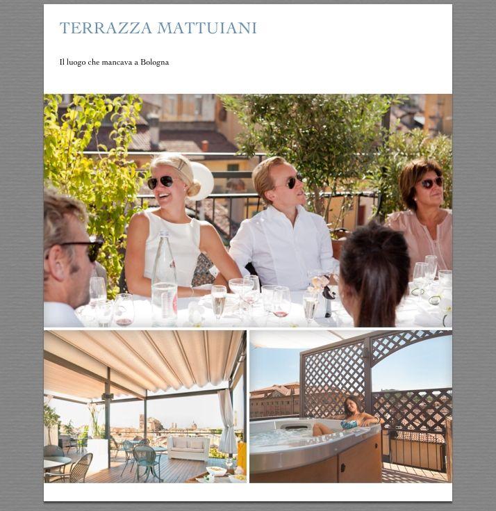Collageterrazza Mattuiani Luoghi Romantici Terrazzo E