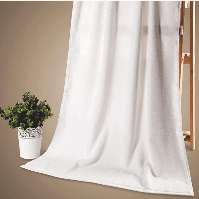 1kg Luxury Hotel Uzbekistani Cotton Bath Towel 40 By 80 Inch Extra