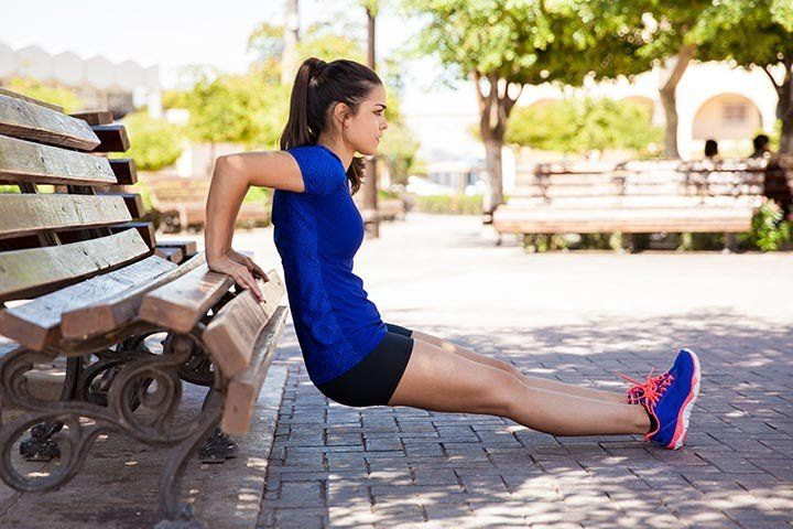 Tricep exercises for teen girls
