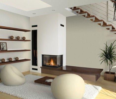 chimeneas de diseo aneto chimeneas de diseo con recuperador de calor con estilo integrador
