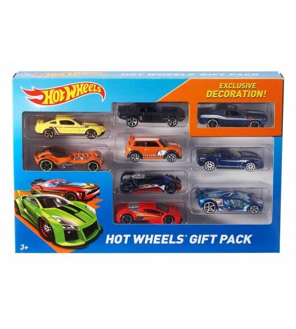 Pack 20 Vehículos H7045 NUEVO Hot Wheels