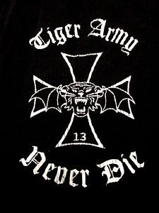 Tiger Army!!!!!! NEVER die!   Psychobilly bands, Music ...