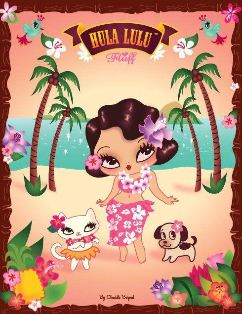 Fluff Poster