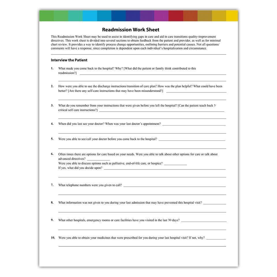 Pin On Easy Teacher Worksheets Discharge planning mental health worksheet