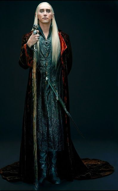 Pin by Miss Gibson on Cosplay in 2019   Thranduil, The hobbit, The