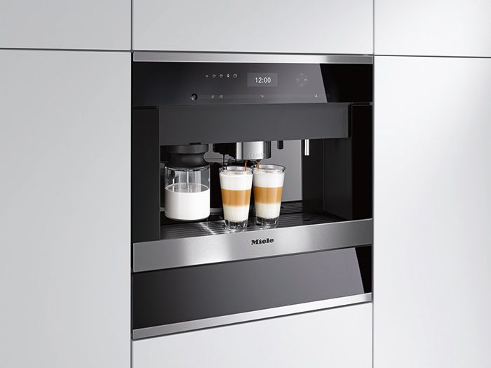 Miele - integrated, semi-integrated and free standing appliances ...