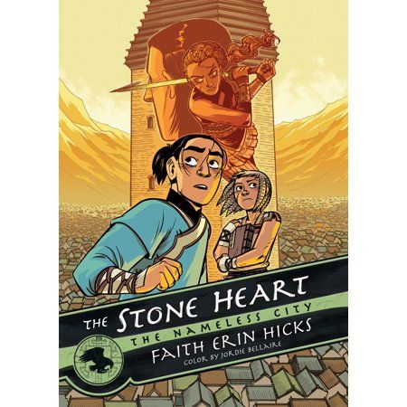 The Nameless City: The Stone Heart - Walmart.com