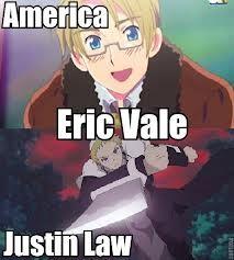 Eric Vale also plays Loke/Loki on Fairy Tail! :D | VOICE ...