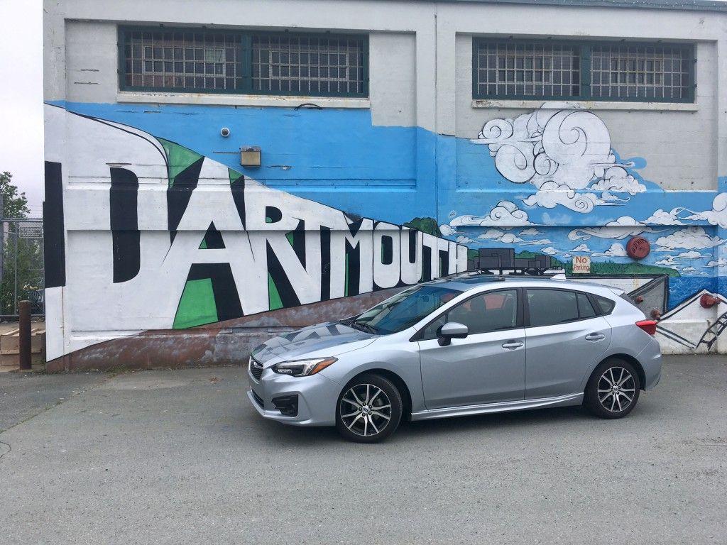 Review 2017 Subaru Impreza Sport 5Door Subaru impreza