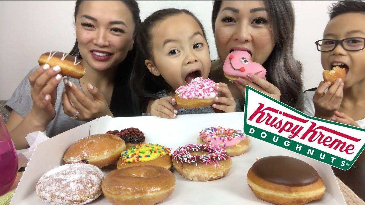 Krispy Kreme Soft Spoken Mukbang N E Lets Eat Sas Asmr Krispy Kreme Eat Food Asmr stands for autonomous sensory meridian response. krispy kreme soft spoken mukbang n