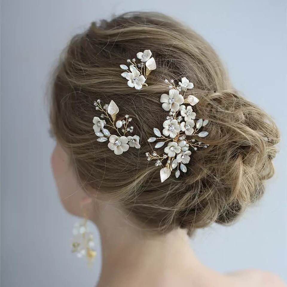 Pin On The Bobby Pin Beautiful Wedding Accessories