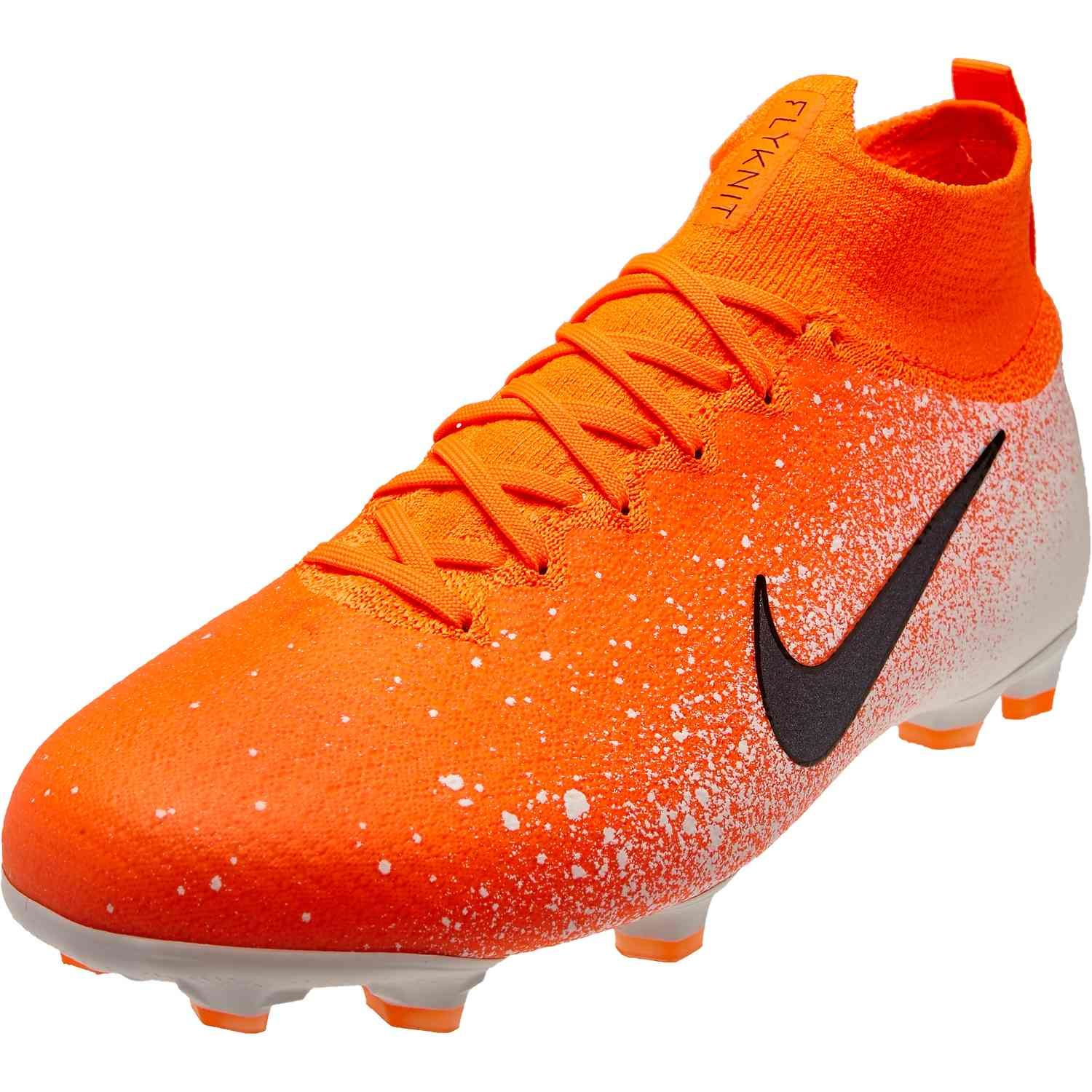 Kids Nike Mercurial Superfly 6 Elite Fg Euphoria Pack Youth Soccer Shoes Nike Shoes Girls Kids Kids Soccer Shoes