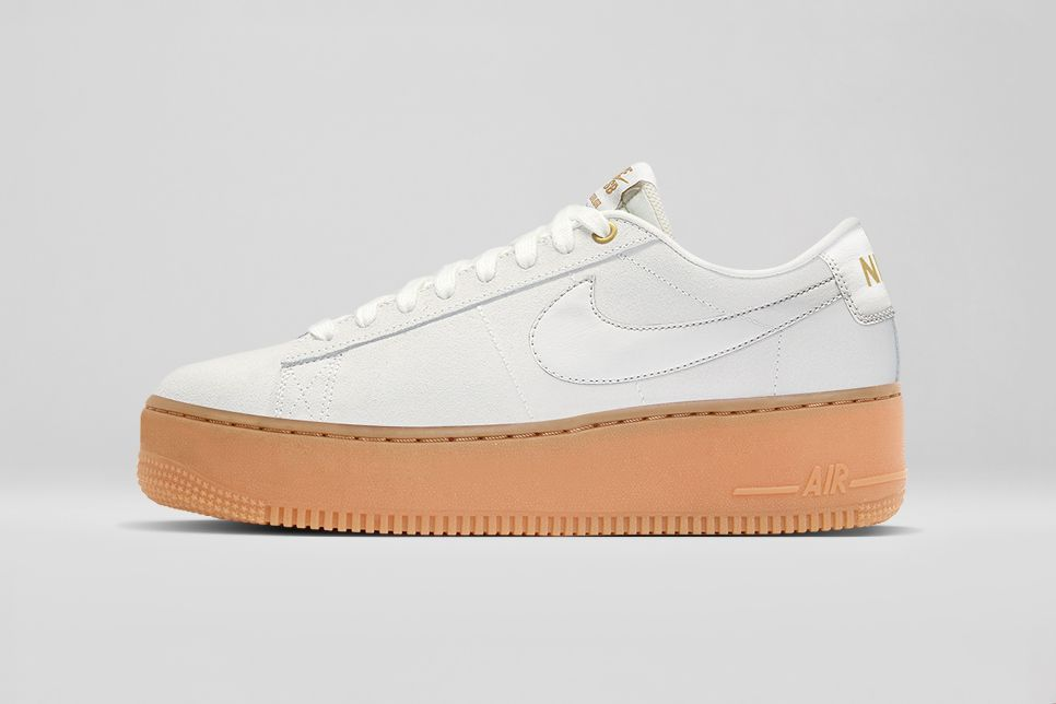 good quality new products quite nice Are These Nike Air Force 1 Creepers Better Than Rihanna's ...