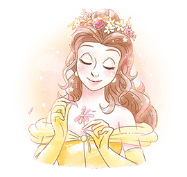 New Beautiful Pictures Of Princess Belle With Different Emotions In 2020 Pictures Of Princesses Belle Beauty And The Beast Princess Belle