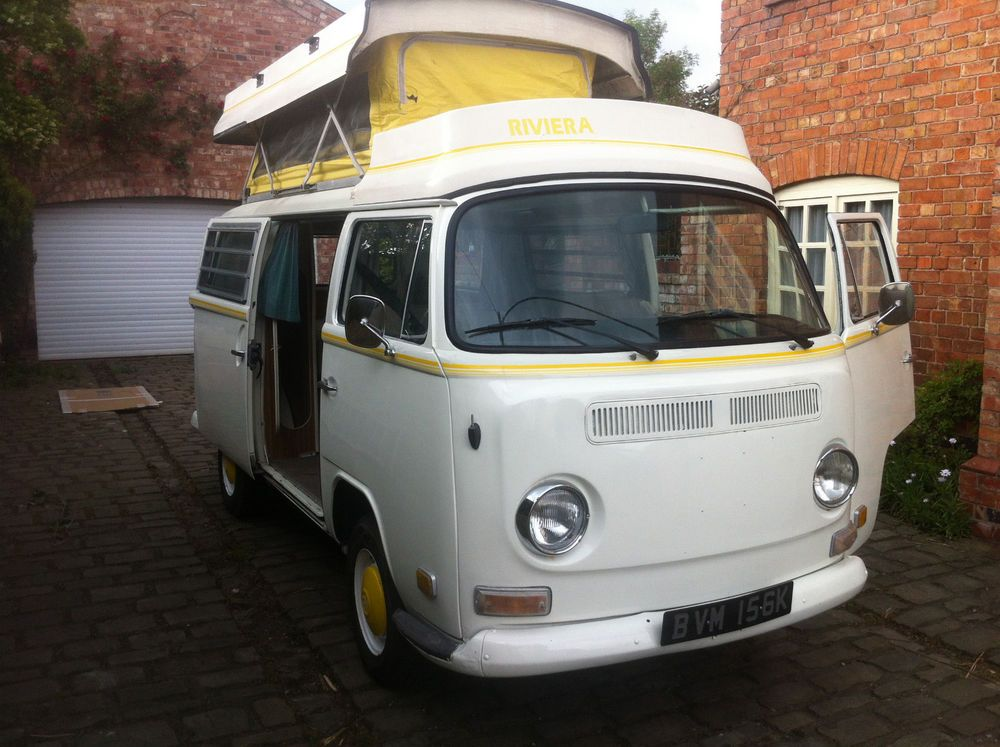 Volkswagen T2 Riveria/Westfalia Classic Original Campervan 1972 in Cars, Motorcycles & Vehicles, Classic Cars, Volkswagen | eBay