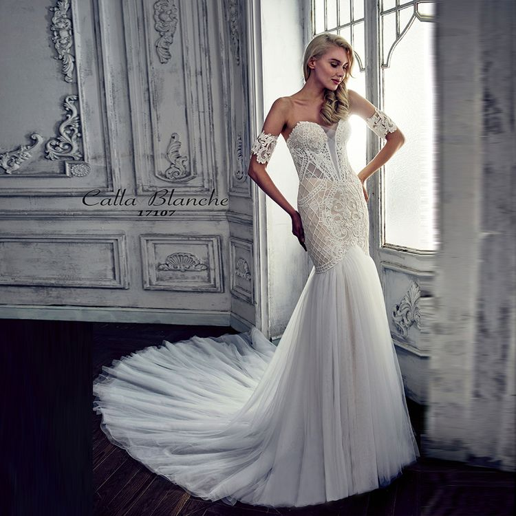 Wedding Dresses Sydney   Bridal Gown   Calla Blanche Bridal ...