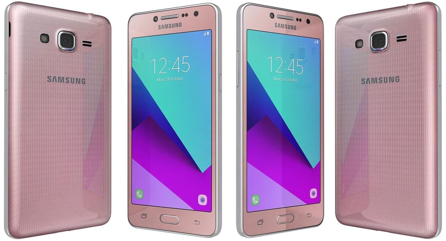 Samsung Galaxy J2 Prime Pink 3d Model Ad Galaxy Samsung Model Pink Samsung Galaxy Galaxy Samsung